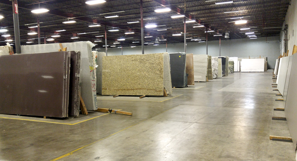 Natural Stone Surfaces Austin TX | Pacific Shore Stones Warehouse