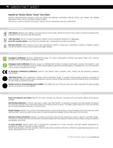 Neolith Green-Fact-Sheet