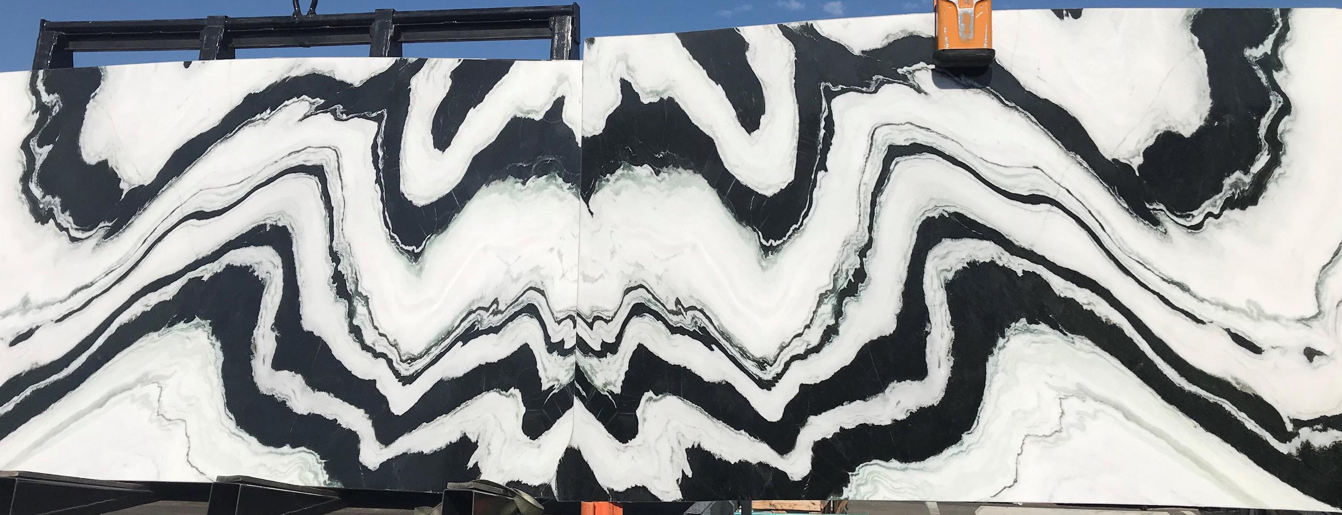 Panda Marble