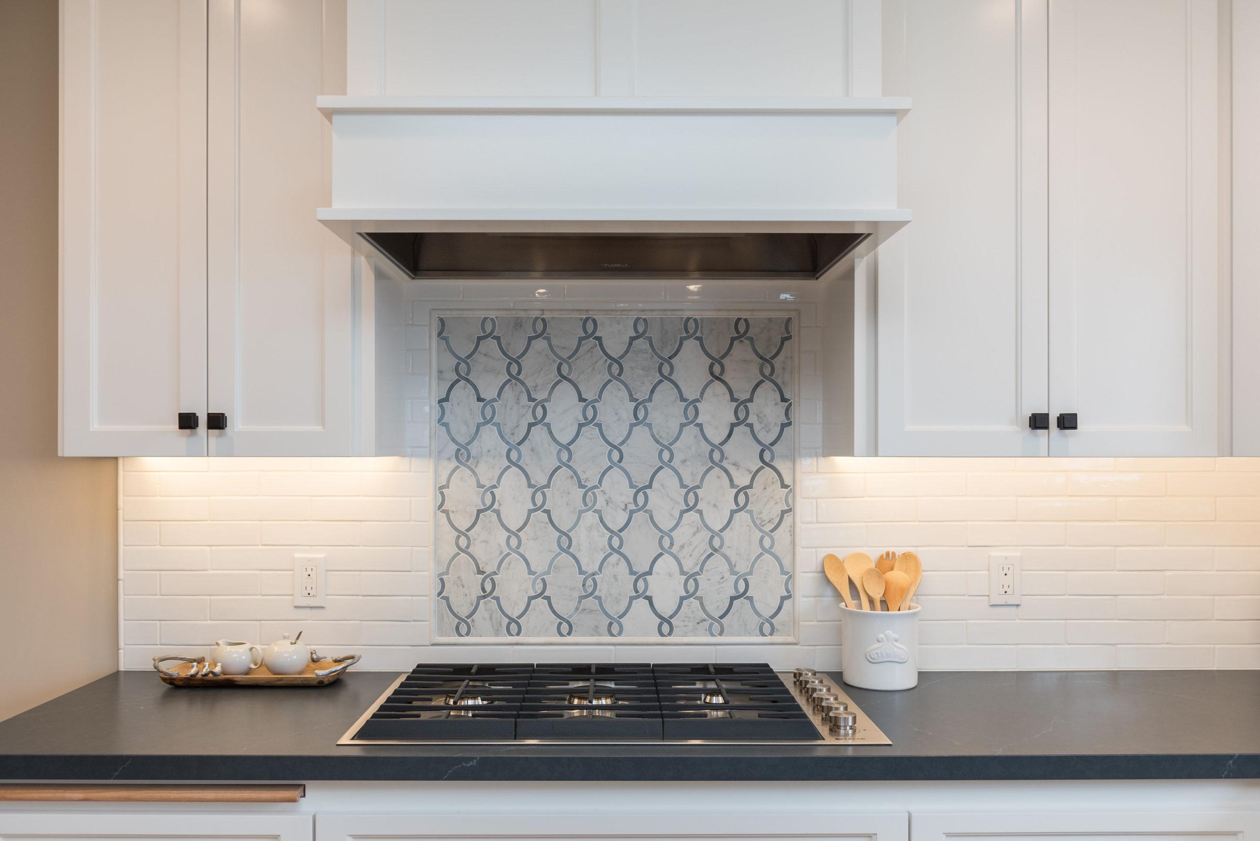 Silestone - Eternal Charcoal - Honeycomb Home Design - Marcel Alain Photography