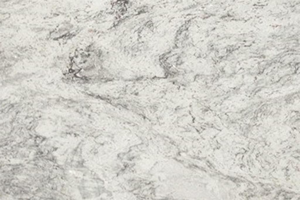 6877 Thunder White (Granite) 131X67 $1170/slab